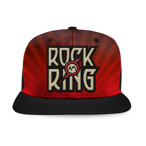 √Logo n Stripes von Rock am Ring Festival - Cap jetzt im Rock am Ring Telekom Magenta Shop