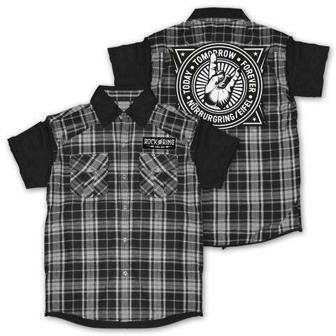 Today Tomorrow Forever von Rock am Ring Festival - Worker Shirt jetzt im Rock am Ring Telekom Magenta Shop