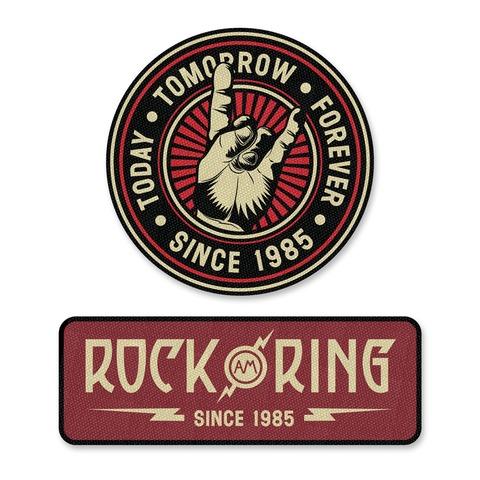 √Rock am Ring 2018 von Rock am Ring Festival - 2er Aufnäher Set jetzt im Rock am Ring Telekom Magenta Shop