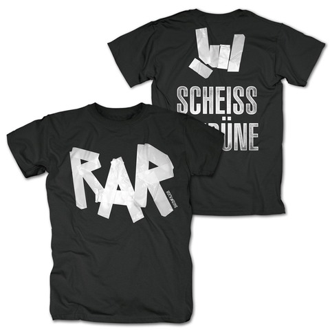 √Scheiss Tribüne von Rock am Ring Festival - T-Shirt jetzt im Rock am Ring Telekom Magenta Shop