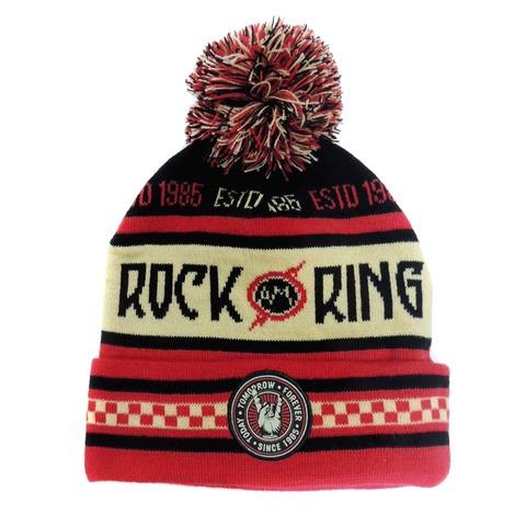 √Logo von Rock am Ring Festival - Hockey Beanie jetzt im Rock am Ring Telekom Magenta Shop
